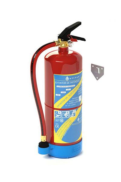 Extincteur à eau pulvérisé ELITEX 50L /25L 9L et 6L